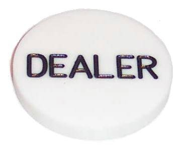 Bilde av Dealer Button